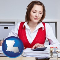 louisiana a bookkeeper