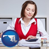 maryland a bookkeeper