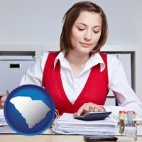 south-carolina a bookkeeper