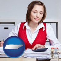 tennessee a bookkeeper